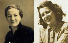 Germaine Tillion et Geneviève de Gaulle-Anthonioz, deux résistantes au Panthéon