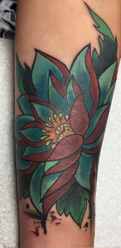By Gina Sherry @ Studio 69 Tattoo