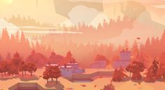 Valleys Between, a relaxing puzzler that ponders the environment.