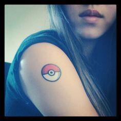 pokeball tattoo - Google Search