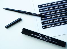 The Black Pearl Blog - UK beauty, fashion and lifestyle blog: Bobbi Brown Perfectly Defined Gel Eyeliner - Scotch