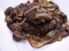 salisbury steak II
