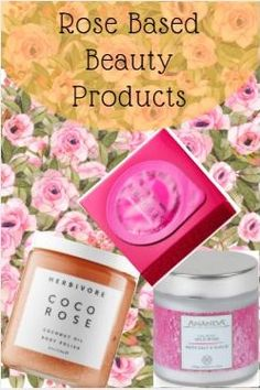 #Sweet Smelling Goodness In A Bottle: #Rose Based #Beauty #Products