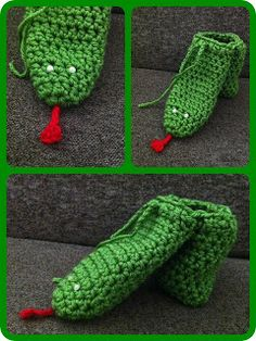 The Average Joe Willy Warmer - Sir Snake  (and various characters) crochet patterns