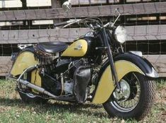 The 1946 Indian Chief presence carried by bikes from this legendary American motorcycle maker