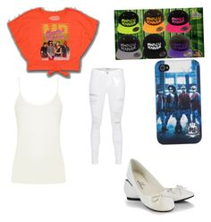 """""""Untitled #8"""" by stephaniemarrufo ❤ liked on Polyvore"""