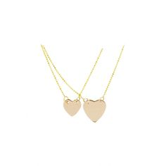 GINETTE NY Pink gold necklace