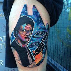 Neo Tattoo Art : Photo
