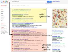 Qu'est ce que Google Adresses ?
