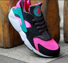 fd4c237bd531 Nike Air Huarache Hyper Pink Dusty Cactus Medium Ash White 318429 600  Sneaker Magazine