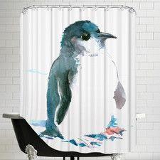 Lamas 2 Shower Curtain