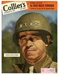 General Omar Bradley September 15, 1945.