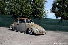 I love these wheels!!  :D VW Beetle Vintage Volkswagen