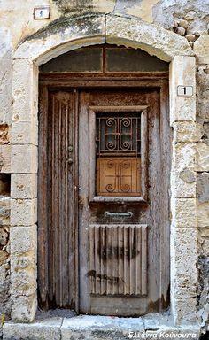 Rethymno old town, Crete Island, Greece | by Eleanna Kounoupa