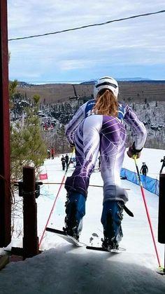 Girl gets fucked when skiing #12