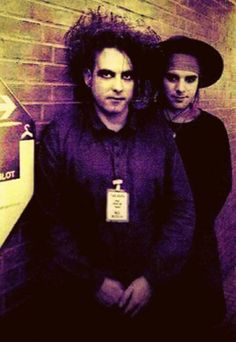 #RobertSmith #simongallup #thecure