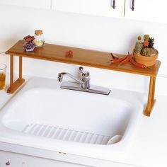 No Counter Space? Solutions for a Clean and Clutter-Free Kitchen Sink Zone | Apartment Therapy