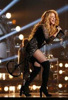 Pin for Later: 45 Must-See Sexy Shakira Snaps Year by Year