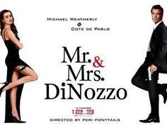 NCIS Movie Poster: Mr.and Mrs. DiNozzo
