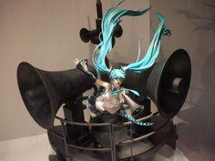 vocaloid dolls | Vocaloid Figures Coverage In Wonder Festival 2010 | Kazenomise