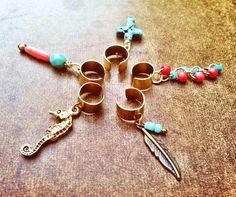 Boho Ear Cuffs!!✌