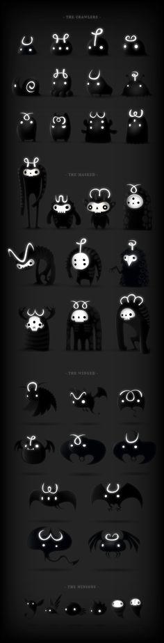 Darklings / Mobile game