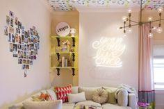 | California Home + Design | Photos in a Heart Shape | EM Design | Emily Mughannam