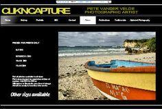 My web site portfolio