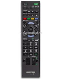 Telecomanda Sony Bravia RM-ED061 cu aspect original de cea mai buna calitate, care inlocuieste cu succes varianta originala produsa de Sony, la un pret accesibil Sony, Social View, Mai, Remote, Audio, Digital