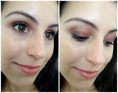 Tutorial Esfumado para Usar Durante o Dia   New in Makeup