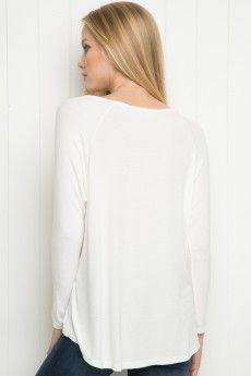 I like this Brandy Melville shirt just cause simplicity