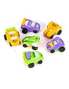 """Dozen 2"""" Two Tone Color Pullback Race Cars DDI http://www.amazon.com/dp/B0042H74DS/ref=cm_sw_r_pi_dp_BcDVub0QF3RSD"""