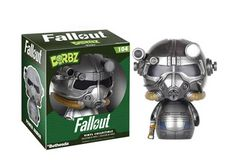Fallout Power Armor - Fallout 4 Funny - Fallout Gift - Fallout Birthday - Fallout Pops - Fallout Bobbleheads - Fallout Vinyl Figure - Video Game Vinyl Figures