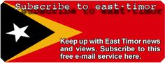 subscribe today to the east-timor listserv. News and more from Timor-Leste. http://etan.org/resource/etlist.htm