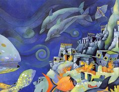 Atlantis — The Legend of a Lost City
