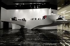 Erno Laszlo luxury boutique by FAK3, Hong Kong