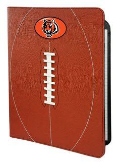 Cincinnati Bengals Classic NFL Football Portfolio - 8.5 x 11