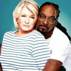 Snoop & Martha Stewart                                                                                                                                                                                 More