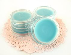 Cotton Candy Clouds  Solid Perfume by soapopotamus on Etsy
