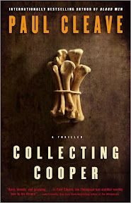 Collecting Cooper is a grisly psychological thriller that examines the motives and psyche of serial killers.