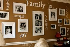 How to Make a Meaningful Gallery Wall - Marty's Musings