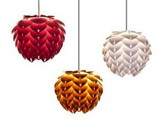 Adorn Pendant Lights by Alfy Kelly