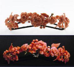 Braganza Coral Diadem (buy ONLY antique coral, of course)