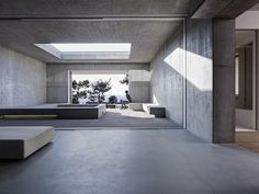 You can tell this is Swiss, there is a minimal feel to it, especially with the 4 pieces of furniture total.    2 verandas, Zurich