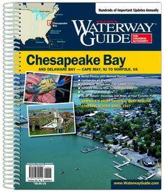 Dozier's Waterway Guide Chesapeake Bay