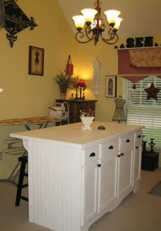 Diy Kitchen Island From Stock Cabinets DIY Home Pinterest Diy Kitchen I