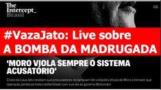 EU NÃO CONFIO NO MORO - Leo Stoppa ao vivo extra Glenn Greenwald, The Intercept, Nova, Living Alone, Brazil, You Are Awesome