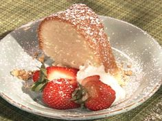 Mama's Pound Cake, Paula Deen- I've made this twice, really enjoyed it, cut the sugar from 3 cups to 2 cups