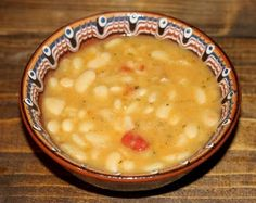 Bulgarian Bean soup recipe Window to Bulgaria