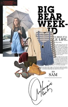 """""""All Over Overalls"""" by ashley-rebecca on Polyvore"""